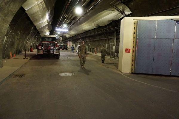 北美防空司令部转移至山中 人员与世隔绝以防病毒传入