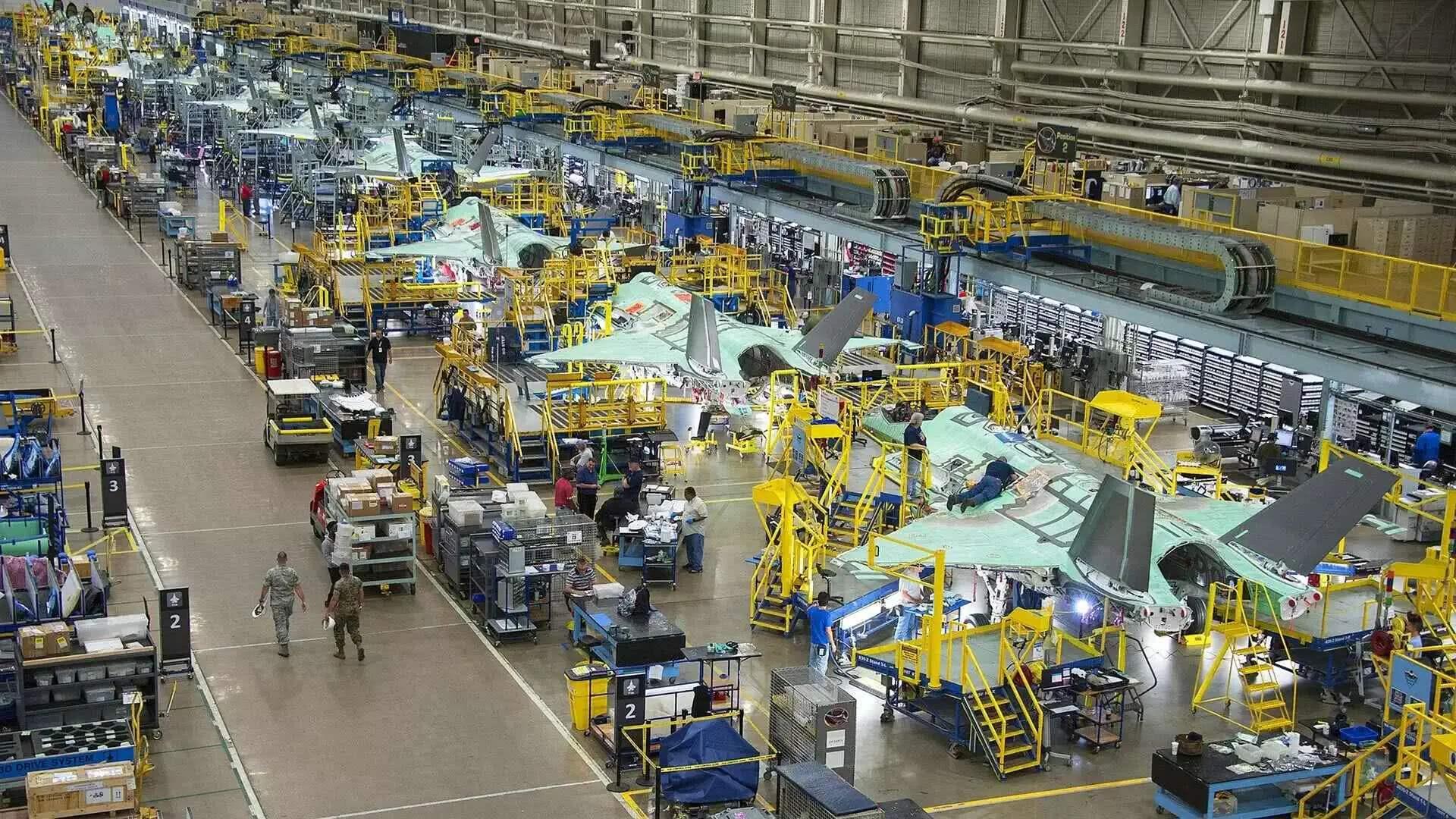 特朗普暗示F-35战机实现纯美国造 要踢出外国制造商
