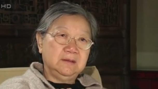 毛岸英遗孀刘思齐:我就想一个人 坐在他的墓前痛哭一场