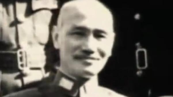 """在冲绳问题上 蒋介石给了美国一个""""暧昧""""的回答"""