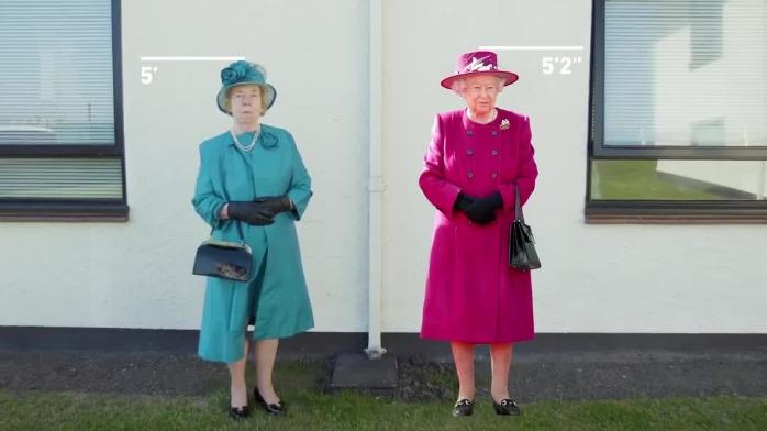 御用30年 揭秘英国女王的替身