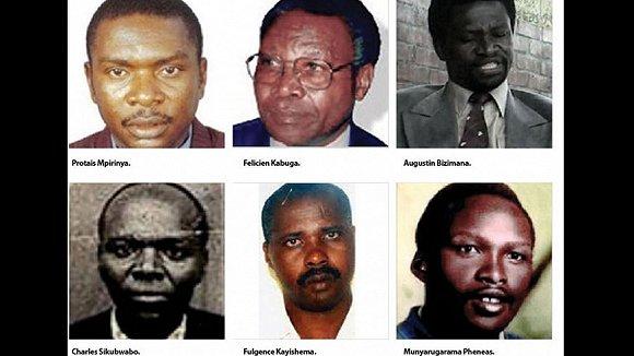 卢旺达大屠杀要犯或被移交给联合国法庭审判