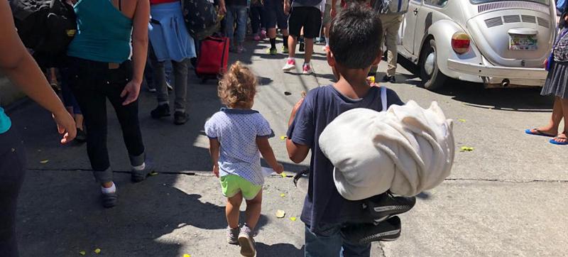 美国驱逐1000余名无人陪同的儿童,或与特朗普寻求连任有关