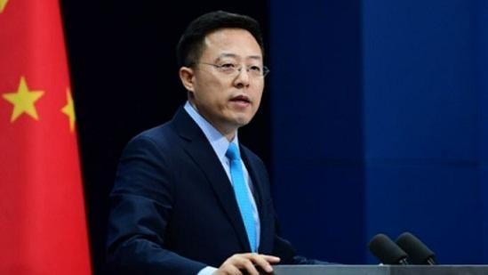 外交部发言人赵立坚:巴基斯坦偷走了我的心