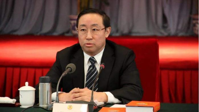 傅政华卸任司法部部长后 新职务公布