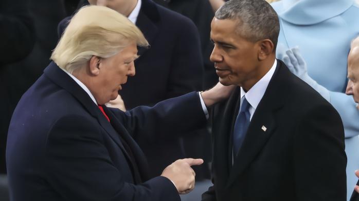 """特朗普与奥巴马到底有什么矛盾?盘点两人""""恩仇录"""""""