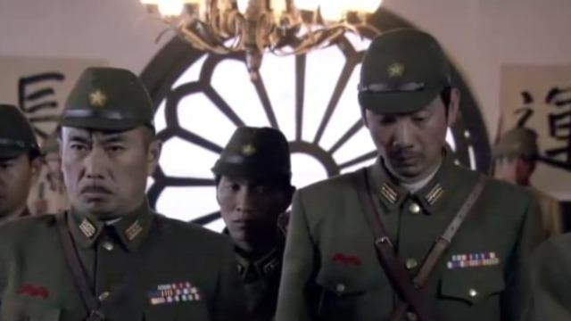 丁成义率一个团光复城池 日本军官竟要自杀谢罪