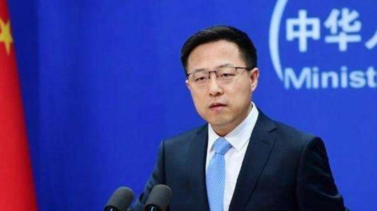 """蓬佩奥称蔡英文为所谓""""总统"""" 中方严正警告"""