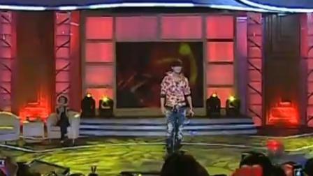 罗志祥在演播室帅气献唱 台下观众根本无法淡定