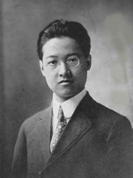 ▲赵元任,近代语言学家、音乐家,与梁启超、陈寅恪、王国维并称清华国学四大导师。