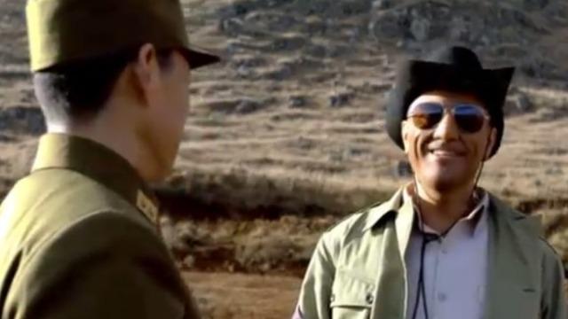史迪威让士兵修建中印公路 段仲仪推荐儿子来当工程师