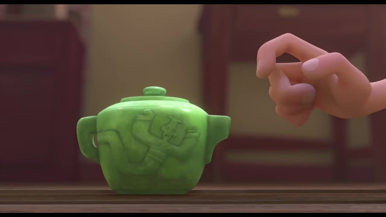 中美合拍动画片《许愿神龙》曝光预告,成龙担任制片人和配音