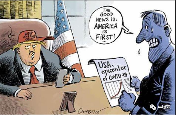 大陆热帖:美国人看不下去了,帮中国和特朗普论战