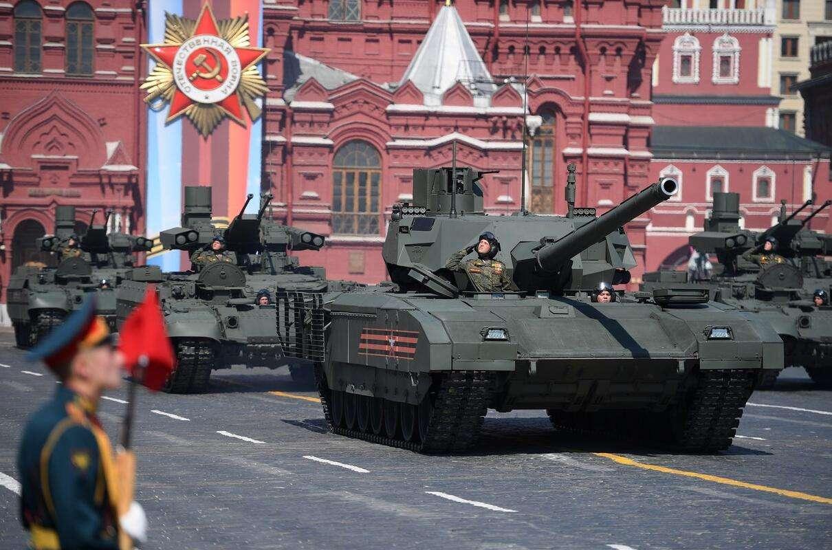 俄媒:普京宣布将于6月24日举行红场阅兵