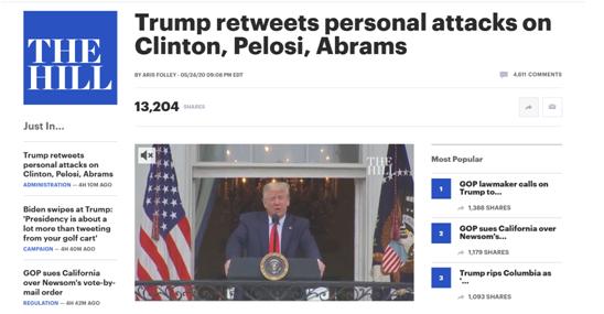 【lsk】_享受高尔夫的周末,特朗普转发多条推特攻击民主党3个女人…