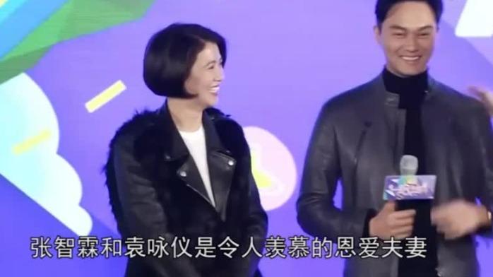 袁咏仪追李敏镐新剧犯花痴,老公张智霖一旁猛吃醋