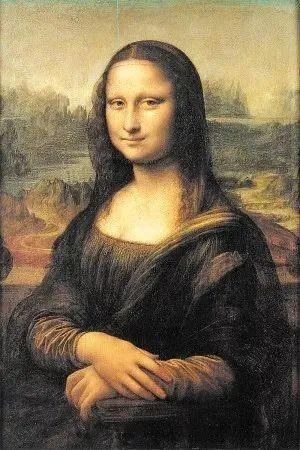 """达·芬奇眼中""""丽莎""""的特别之处"""