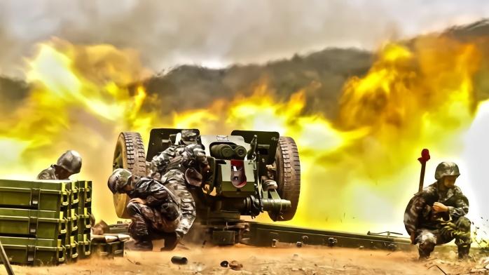 天下武功唯快不破!第72集团军炮击现场让战士直喊太刺激