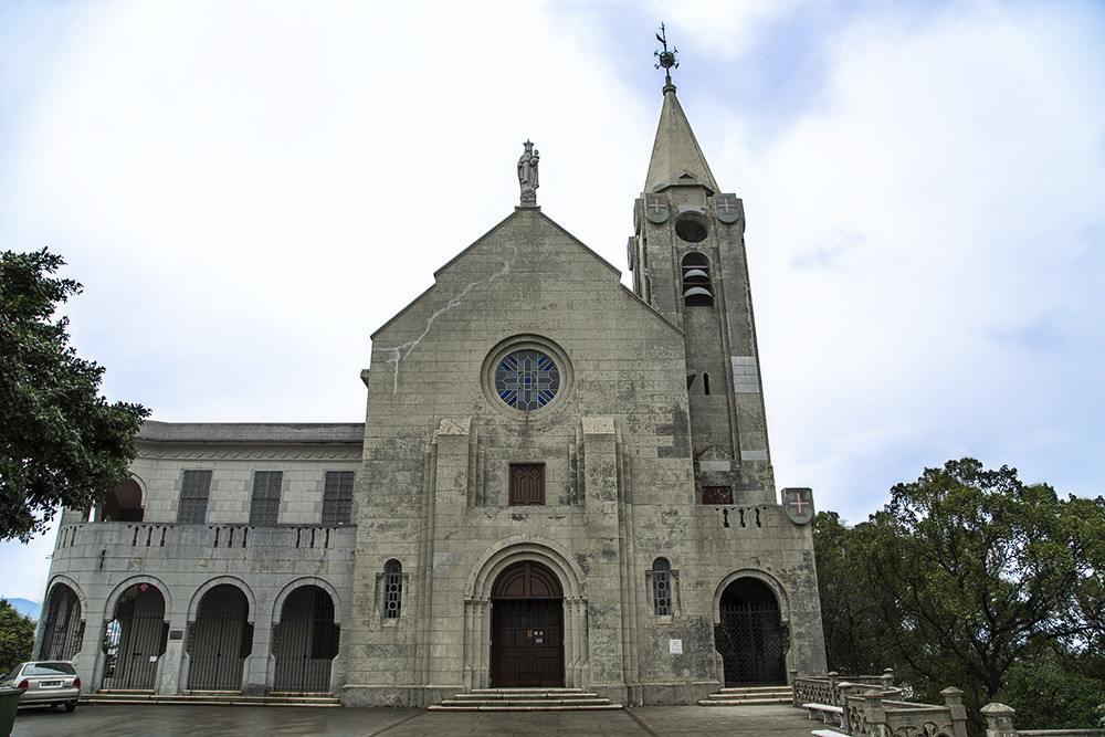 西望洋山圣堂