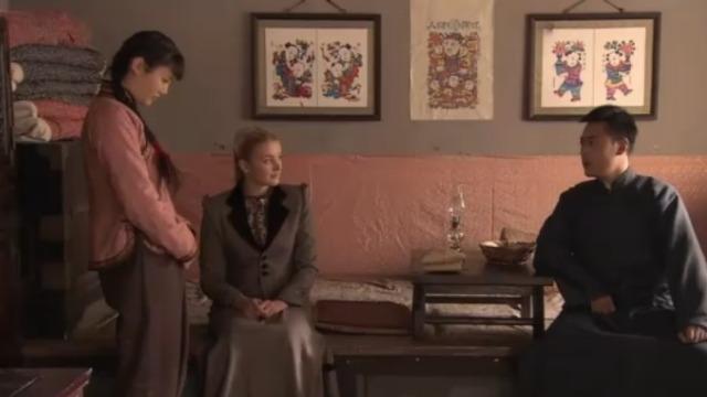 """沈家大小姐给外国姑娘送鸡汤 """"伤者有份""""?"""