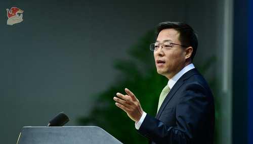 """外交部回应""""特朗普或制裁在美中国留学生"""""""