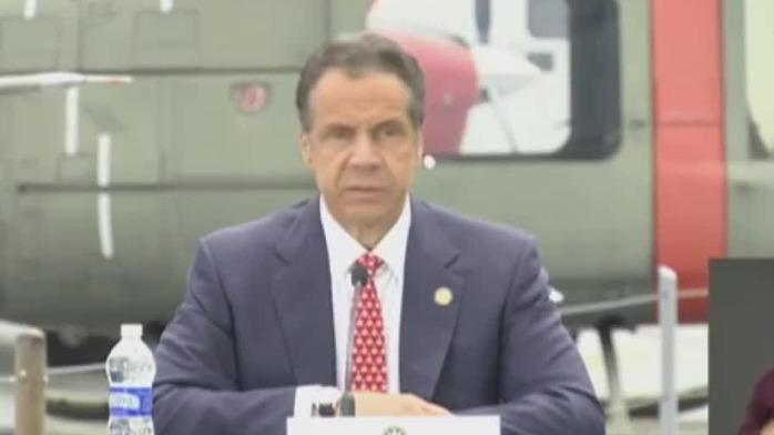 纽约州长:我再也不乱猜了 我们专家的预测都错了