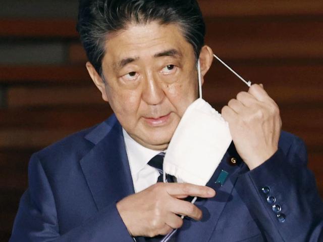"""【ICOAGE】_""""再见安倍""""登上日本热搜榜"""