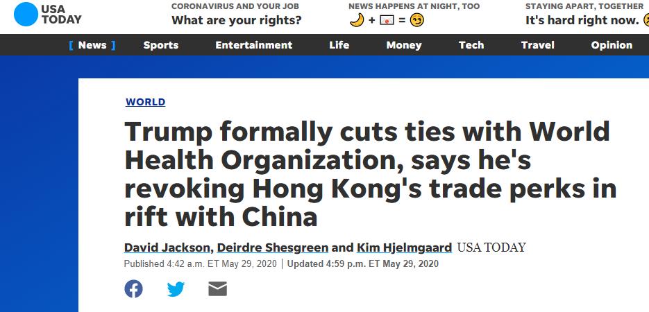 【网币】_无能狂怒!特朗普制裁中国政策遭美国主流媒体讽刺