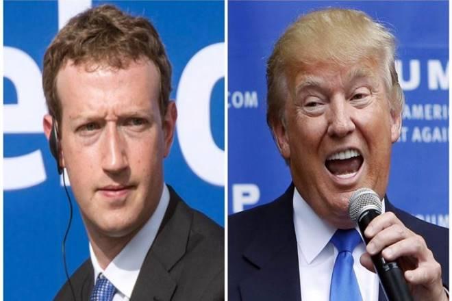 Facebook抨击特朗普行政令:破坏最重要互联网法律