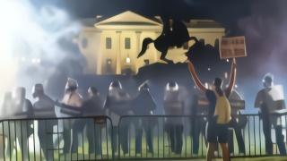 美国疫情和这次骚乱,都指向同一残酷事实,而美国没打算解决问题
