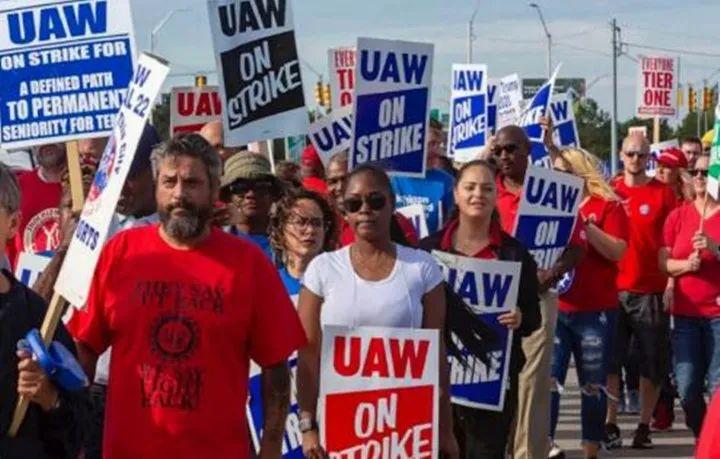 【电子邮件营销】_失业、骚乱背后:强势的美国工会为何罕见沉默?