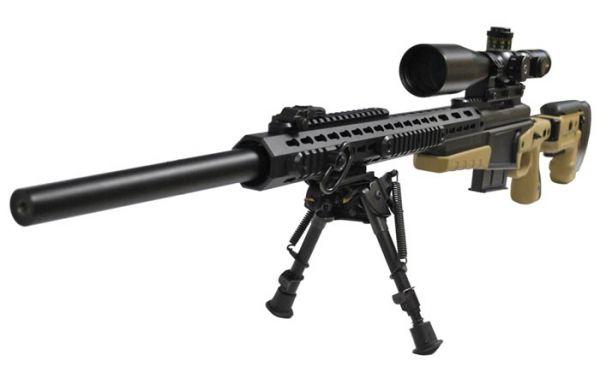 保卫特朗普的狙击步枪未来感十足 全套价格近10万