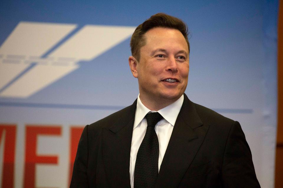 SpaceX的创始人马斯克