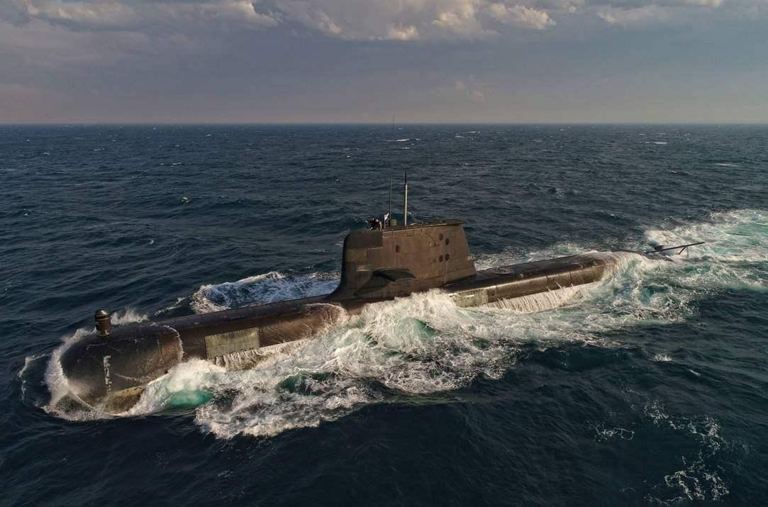 """潜艇自带""""回血""""功能:澳军测试3D打印修复潜艇"""