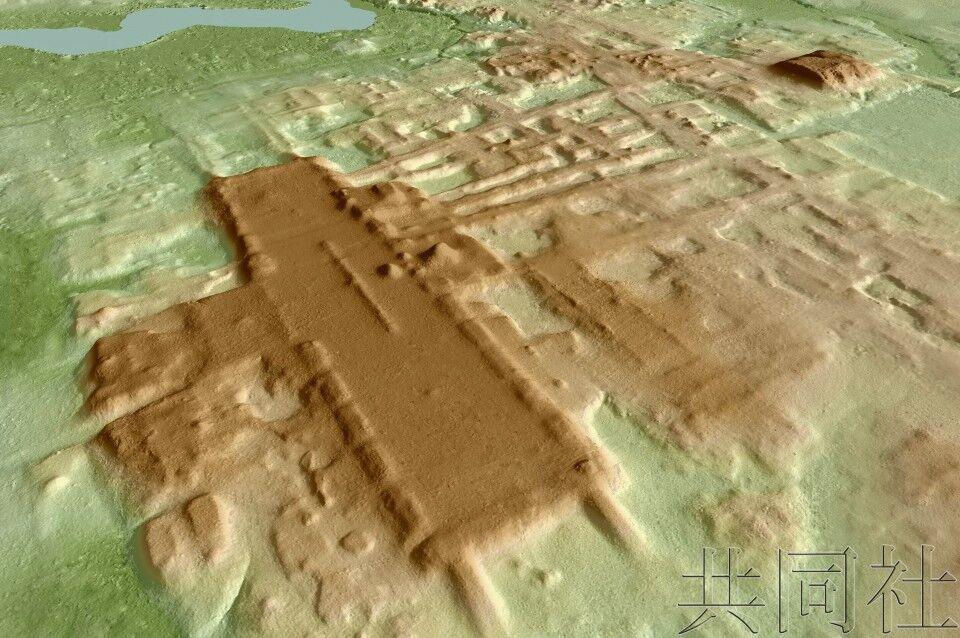 【高要网】_日本学者率队发现疑似最大、最古老的玛雅遗址