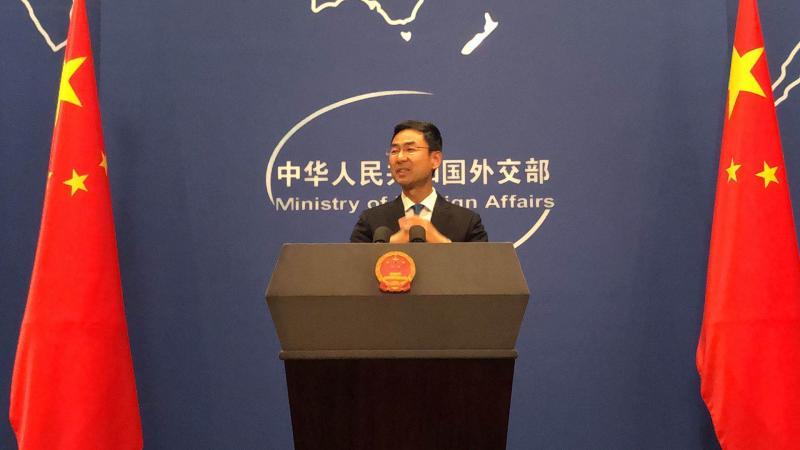 【滁州亚洲天堂】_四年主持近400场记者会 外交部发言人耿爽将奔赴新岗位