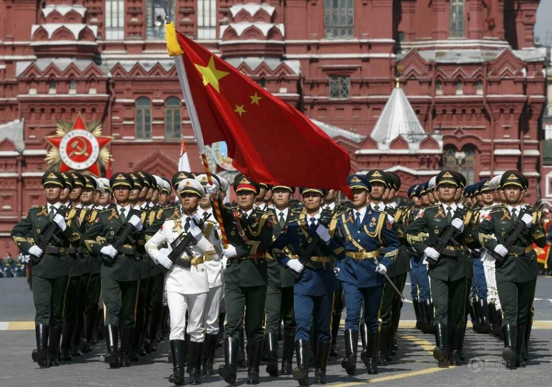 专家:解放军参加俄罗斯红场阅兵是大概率事件