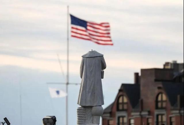 【网站词库】_为什么美国人一抗议,就爱推倒雕像?