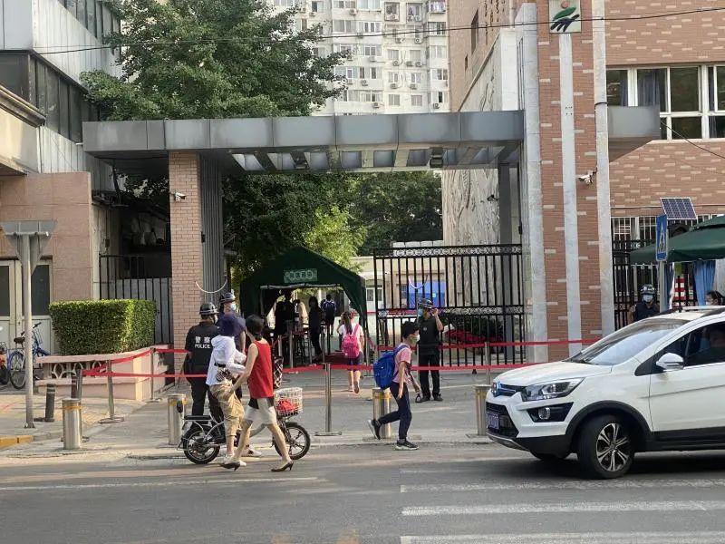 【web2.0】_北京确诊本土病例孩子系小学四年级学生 所在学校未停课