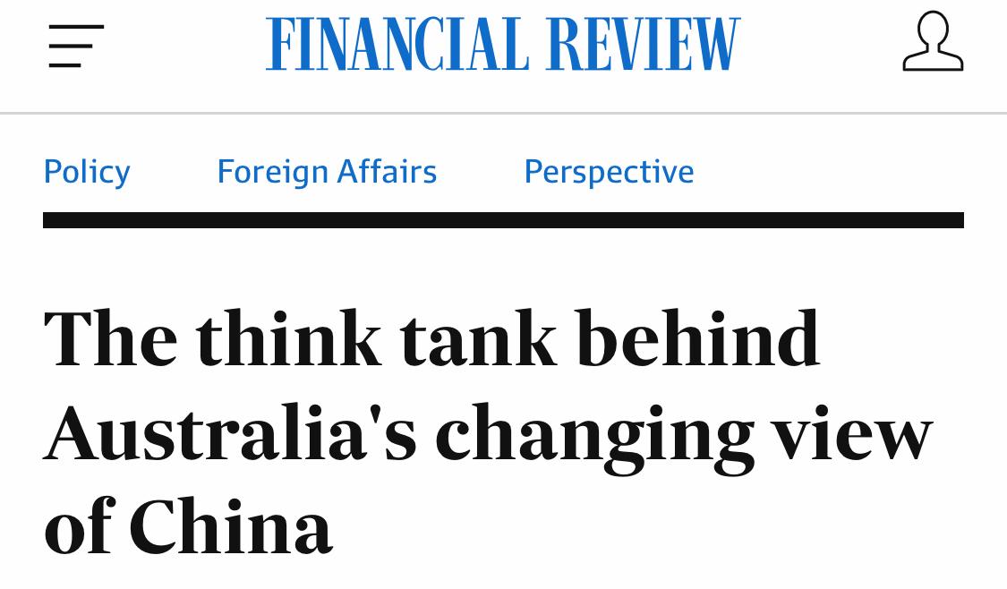 """【刷百度关键词排名】_被外交部点名的这家澳大利亚机构为何热衷反华?背后""""金主""""不简单"""