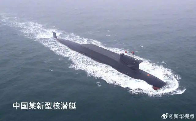 【东兴网】_美报告称中国新添两艘战略导弹核潜艇