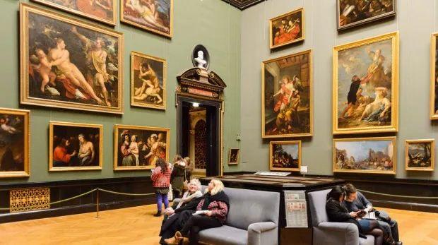 △人们现在也就通过在奥地利的艺术博物馆里找到相关印迹/unsplash