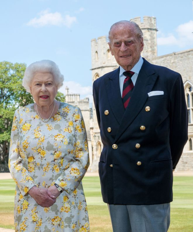 图源:英国王室官方推特
