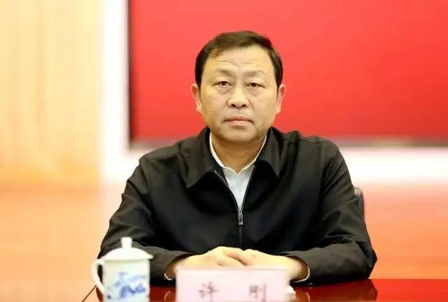 安徽省政府副秘书长许刚被查