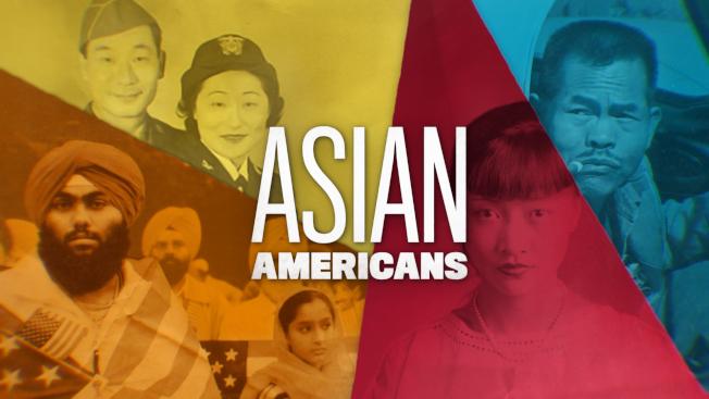 《亚裔美国人》纪录片