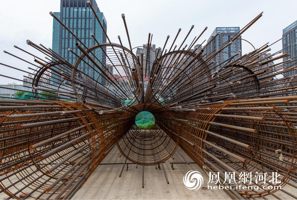 燕郊西出口改建工程将有效改善进出北京交通压力