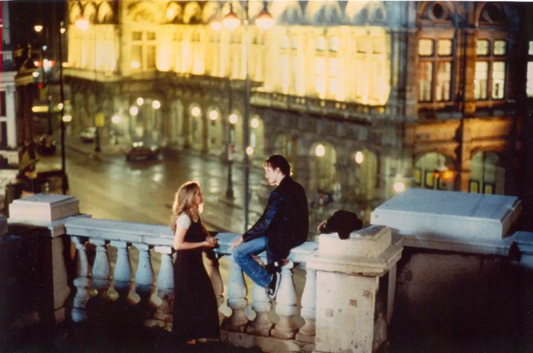 △每个人心中都有属于维也纳的浪漫画面/电影截图