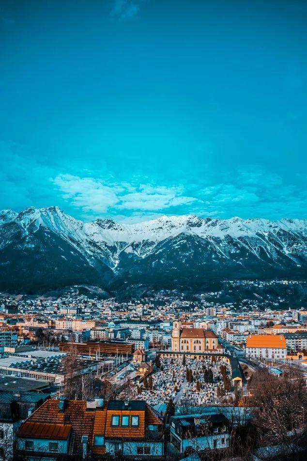 △欧洲最有气质的国家,奥地利得占一个/unsplash