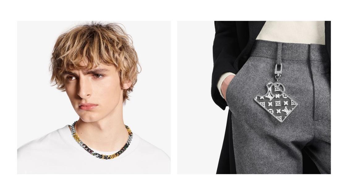 个性满溢-路易威登2020男士时尚配饰