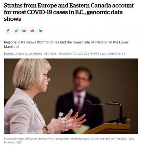 还中国和华人清白,加拿大这些数据发表得太晚了